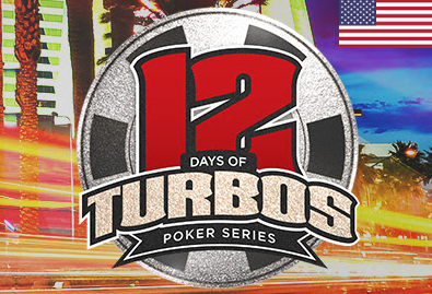 12 days of turbos on Bovada