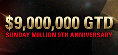 9th Anniversary Sunday Million