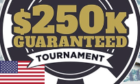 Bovada 250K GTD This Sunday