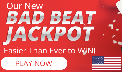 Bad Beat Jackpot on BetOnline