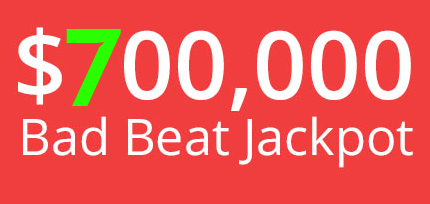 BetOnline 700K Bad Beat Jackpot