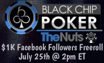 BlackChip Poker July