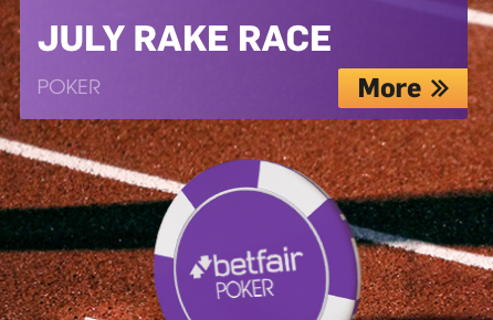 Betfair Offering 10K July Race