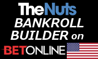 Bankroll Builder Freeroll on BetOnline January 25th