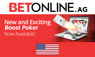 Boost Poker on BetOnline