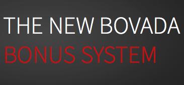 New Bovada Bonus System