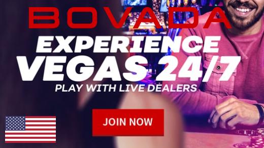 Bovada Live Casino Dealers
