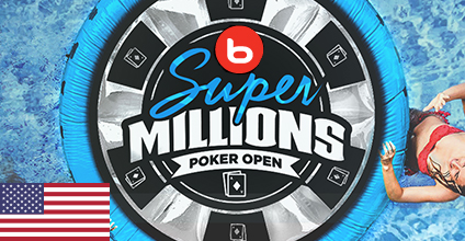 Bovada Super Millions Poker Open