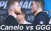 Canelo vs GGG