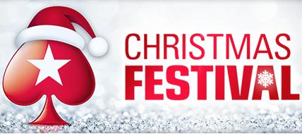 Christmas Festival on PokerStars