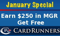 CardRunners January Special Offer