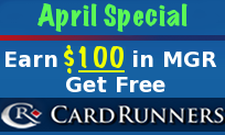 April Free CardRunners Offer