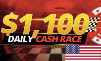 BetOnline Daily Cash Races