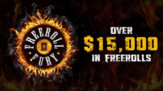 October Freeroll Fury on Carbon Poker
