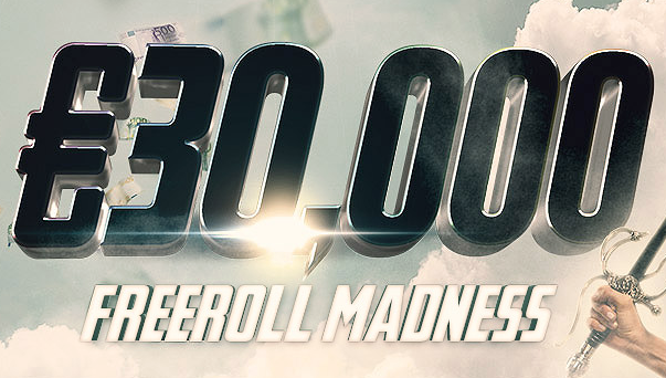 Freeroll Madness on 24hBet