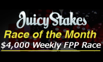 Race of the Month on JSP