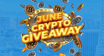 June crypto bonus