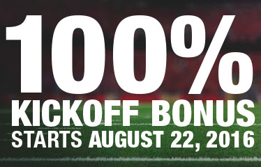 KickOff Bonus