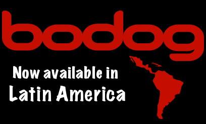 Bodog Now Serving Latin America