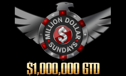 Million Dollar Sundays on ACR, BCP