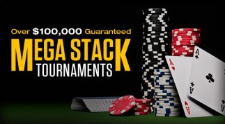 Carbon Poker Mega Stacks