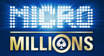 MicroMillions continues on PokerStars