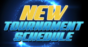 New Tournament Schedule on ACR