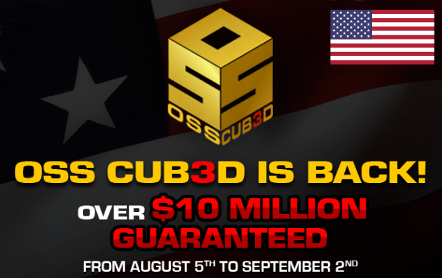 OSS Cubed Returns August 5th