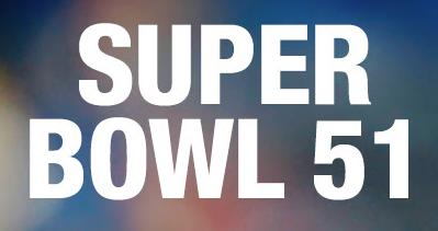 Bet on Super Bowl 51