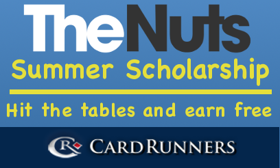 CardRunners scholarship