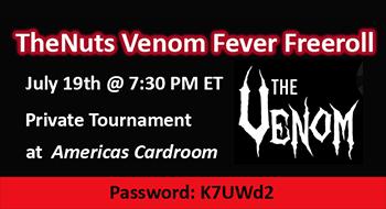ACR Venom Freeroll