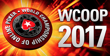 WCOOP 2017 on PokerStars